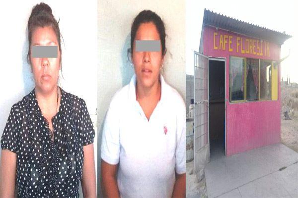 Detienen Jiménez a dos mujeres en posesión de medicamento controlado