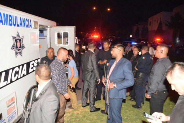 Matan a un policía y hieren a tres en atentado, en la capital