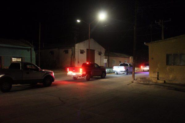 Trasciende aseguramiento de droga y vehículo