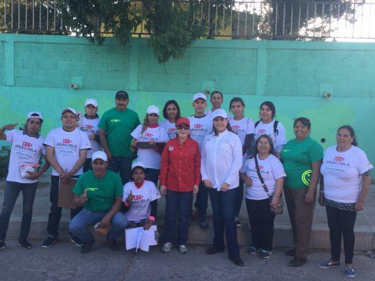 El trabajo a favor de los chihuahuenses me respalda: Graciela Ortiz