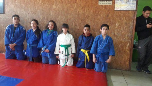 Once parralenses estarán representando a Chihuahua en el nacional de judo sub-13 y sub-15