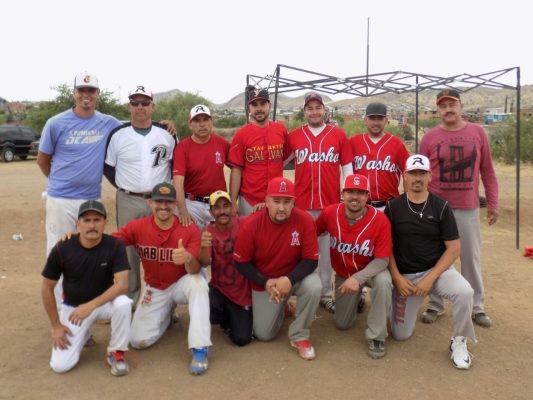 Autopartes Eléctricas La Reforma único invicto en la Liga de Softbol Williamsport
