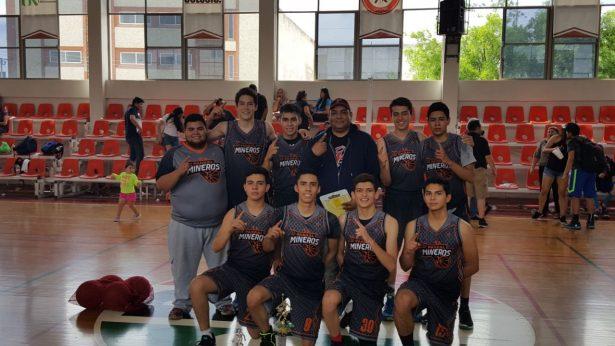 Mineritos, A.C. campeones invictos, en la Copa Chihuahua de Basquetbol