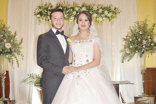 Enlace Matrimonial de Hazel Valles y Raúl Rodríguez