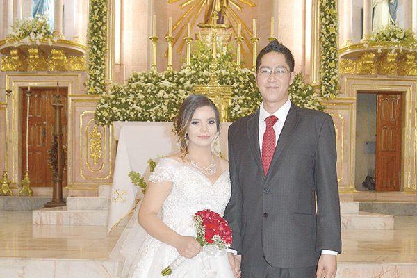 Contrajeron Matrimonio Karen y Daniel
