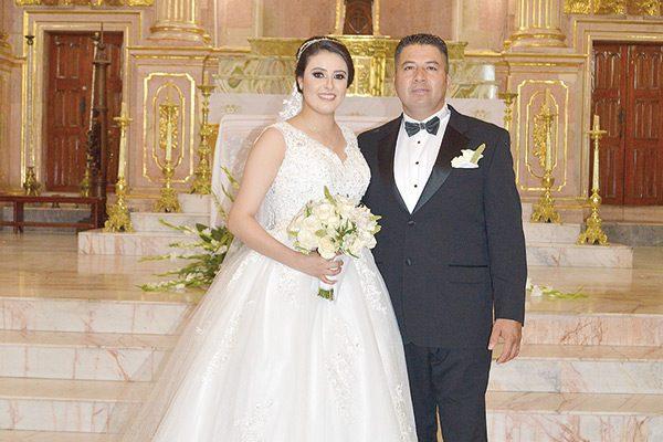 Celebran Matrimonio