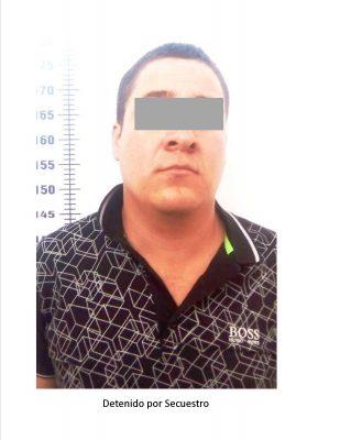 Detienen a secuestrador de Chihuahua en el Operativo Parral- Jimenez