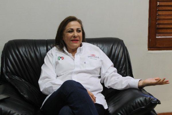 [Video] Ha faltado interés por apoyar a Parral: Graciela Ortíz