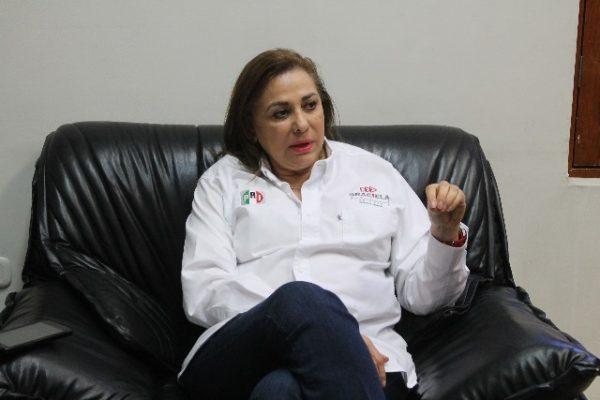 Cuando doy mi palabra, regreso con el compromiso asumido: Graciela Ortiz