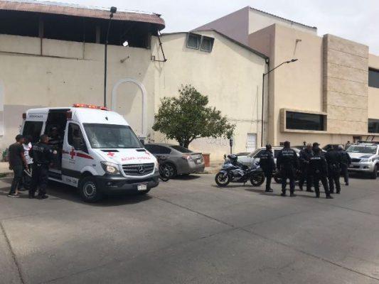 Atropellan a dos individuos en el Paseó Gómez Morín