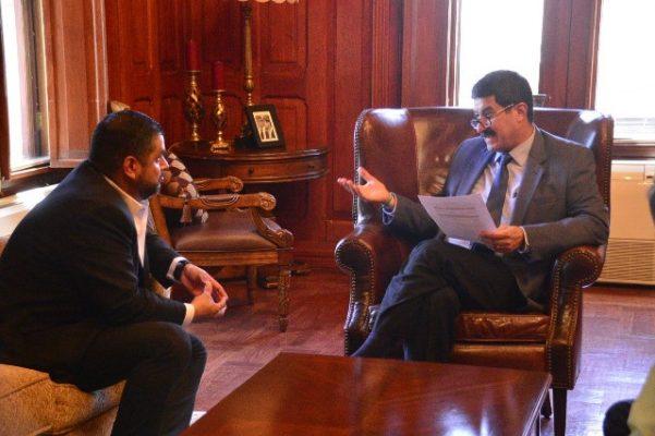 Acuerdan Gobernador y Alcalde de Parral estudio para reconsideración del teleférico