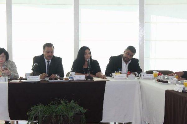 Comparece Alcalde Lozoya en Congreso del Estado