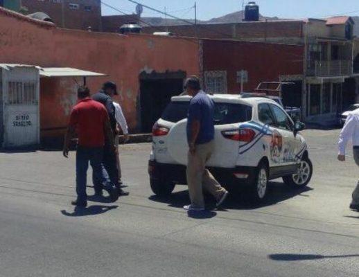 Dos menores lesionados tras accidente en la Villa Escobedo