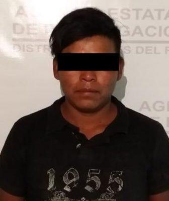 Presentan cargos contra sujeto acusado de violar a una mujer en Guachochi