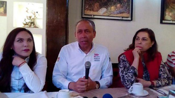 [Video] Inicia campaña formal de candidatos a senadores en la región sur del Estado