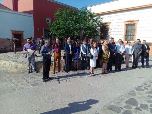 [Videos] Conmemoran el 102 aniversario de la gesta heroica de Elisa Griensen en la plaza Guillermo Baca