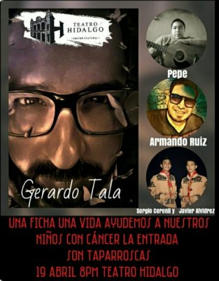 """Regidores Independientes invitan apoyar """"Una ficha, una vida"""" ayuda a niños con cáncer"""