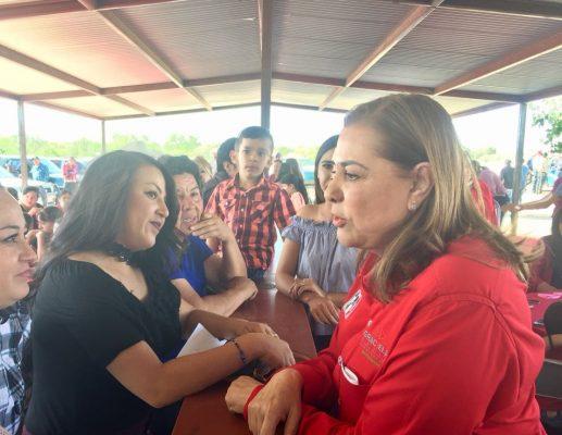 Los debates son necesarios y estoy dispuesta a participar en todos: Graciela Ortiz