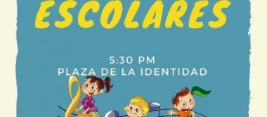 """""""Talentos Escolares para tu Familia"""" el 27 y 29 de abril"""