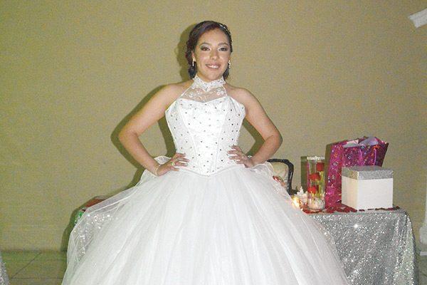 Quince Años de Ximena Fabiola Medina Ruiz