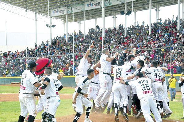 Aumenta precio de abonados para el estatal de beisbol