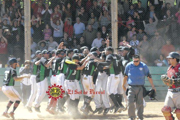 El Frisco va por el bicampeonato de la Liga Regional de Beisbol de la IV Zona