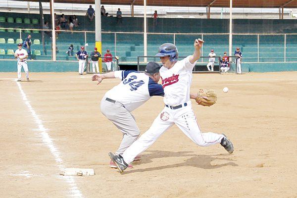 Giorgio-Chiquitico Palmadebutó con el pie derecho en beisbol súper máster