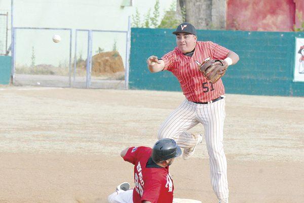 Playbol a las semifinales de la Liga Regional de Beisbol