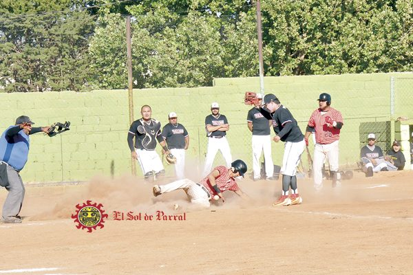 El Valle a la final de la Liga Regional de Beisbol