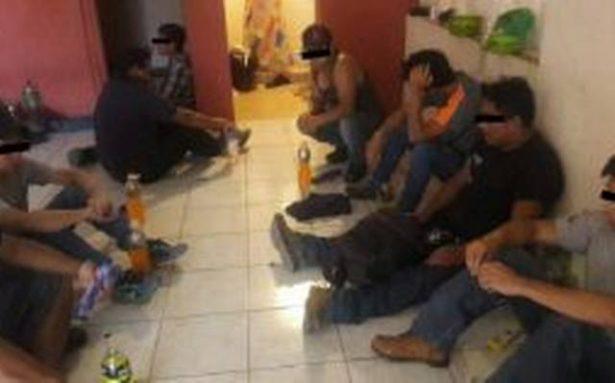 Rescatan a 13 indocumentados secuestrados en Aldama