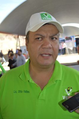 Consigue Otto Valles que diputados del PVEM asignen casi 7 millones de pesos