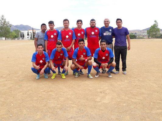 Triunfó Almacenes Pacheco en segunda fuerza de la LMF