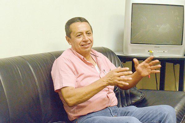 Continuidad al trabajo: Alcalde suplente de Gpe. y Calvo