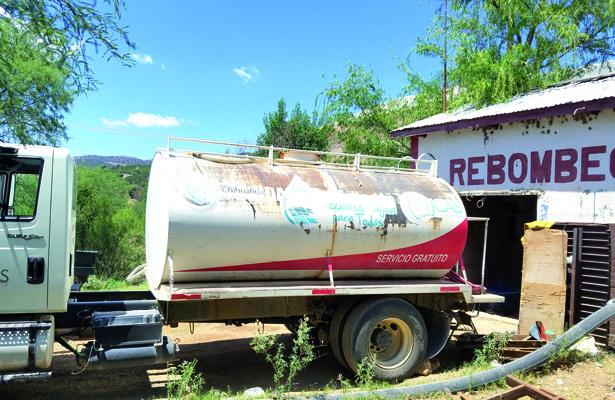 Habilitan planta de rebombeo en El Oro para solventar crisis