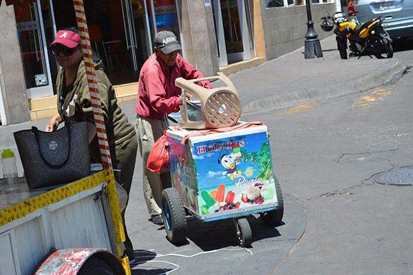 Aumenta en un 100% la venta de productos congelados en la ciudad