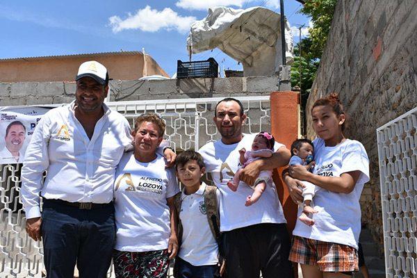Transporte gratuito para adultos mayores, ofrece Lozoya en la Héroes