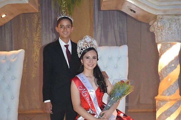 [Video] Coronación de la Reina del Estudiante, Sec. Valentín Gómez Farías