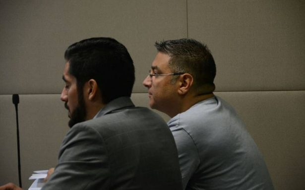 Presentan en audiencia a Gerardo Villegas