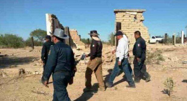 Encuentran a niña desaparecida mutilada en Rancho El Molino
