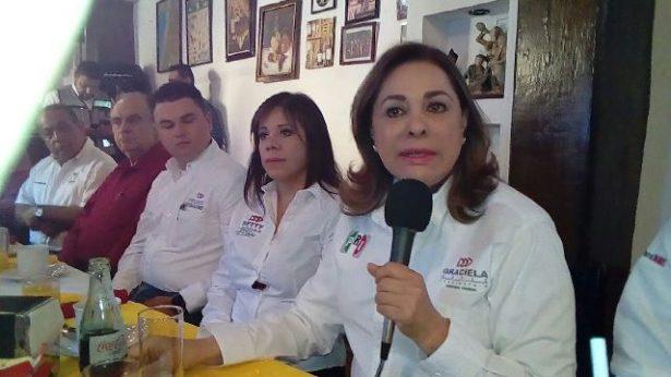"""""""Hay que ser muy exigentes con quienes están obligados a brindarnos la seguridad e integridad de nuestras familias"""", Graciela Ortiz"""