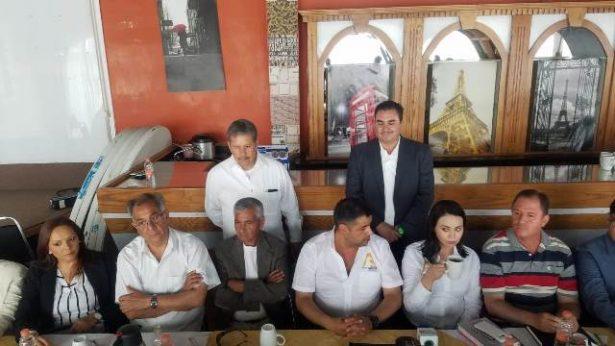 [Vídeo] Presenta su planilla, el candidato independiente Alfredo Lozoya