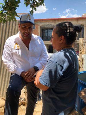 La gente respalda mi trabajo, cumplí el 95% de compromisos: Lozoya