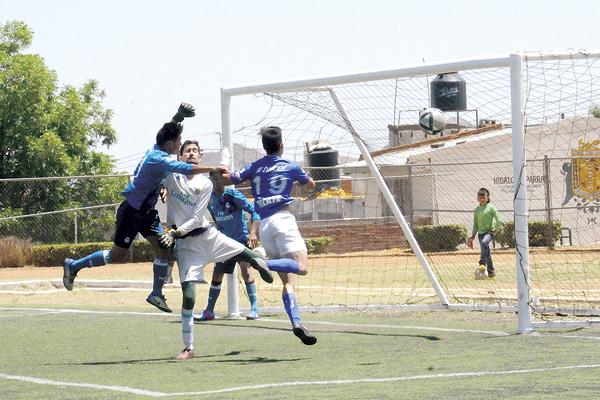 PANADERÍA CHAYITO eliminó al Presón 3 goles contra 0 en los cuartos de final.