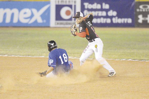 Caen los Mineros en el estatal de beisbol
