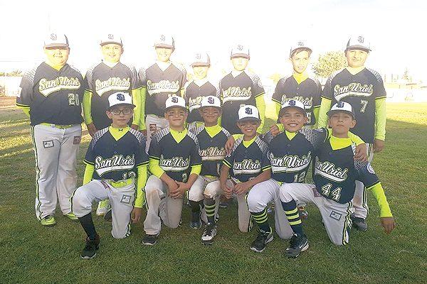 San Uriel de Parral a la final del torneo Regional de Beisbol Williamsport