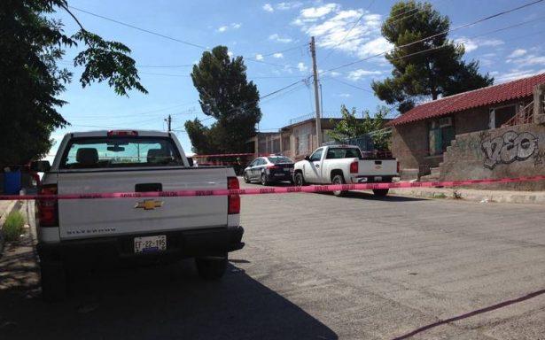 Mata a su pareja sentimental en la Mármol Vieja en Ciudad Chihuahua