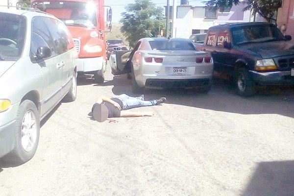 "Matan a un joven en Praderas; agresor le dio el ""tiro de gracia"""