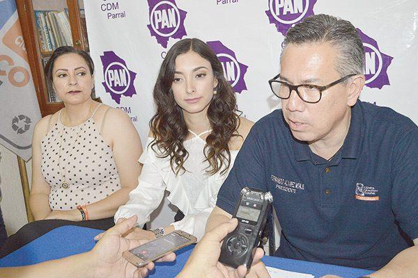 Cambia PAN de último momento candidata a la Alcaldía en Balleza