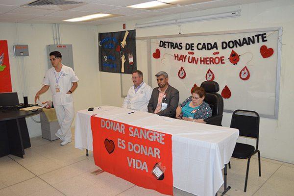 Existen cerca de 400 donadores altruistas en Parral: César Félix