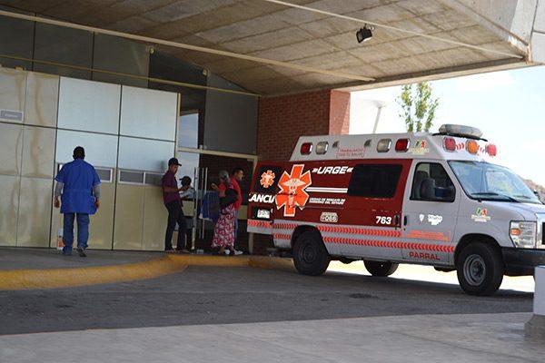 Hospital General invita a que la ciudadanía acuda a dispensarios médicos para tratarse y de esta forma no saturar el servicio